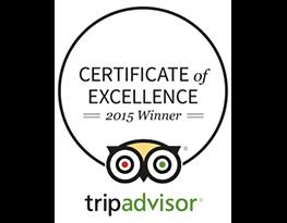trip advisor 2015 top diner winner