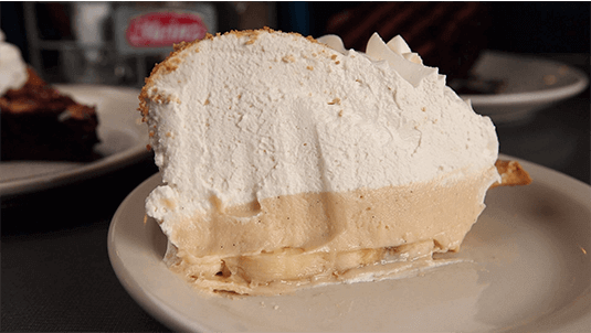 great banana cream pie in portsmouth nh