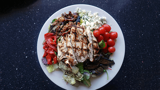 best cobb salads in seacoast new hampshire