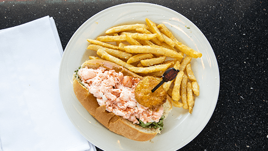 best lobster roll sandwich Portsmouth NH