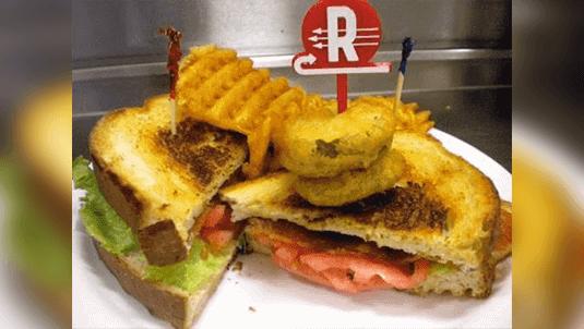 great BLT sandwich in portsmouth nh