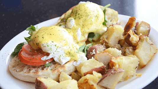 the best eggs benedict in portsmouth nh