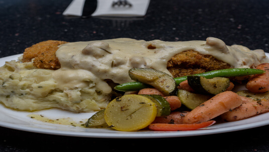 chicken fried steak dinner portsmouth nh