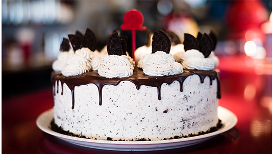 great oreo mousse cake in portsmouth new hampshire