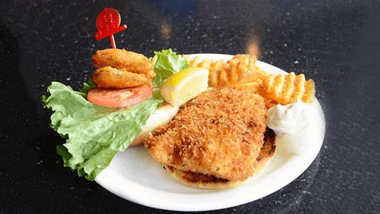 great fried haddock sandwich in portsmouth nh