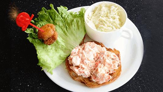 great lobster roll sandwich in portsmouth nh
